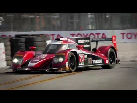 Mazda Motorsports at the Grand Prix of Long Beach