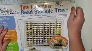 Diamond Painting Product Review - Elizabeth Ward Bead Storage System
