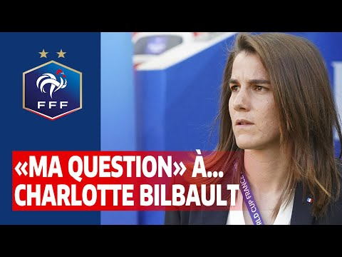 """Ma question"" à... Charlotte Bilbault I FFF 2020"