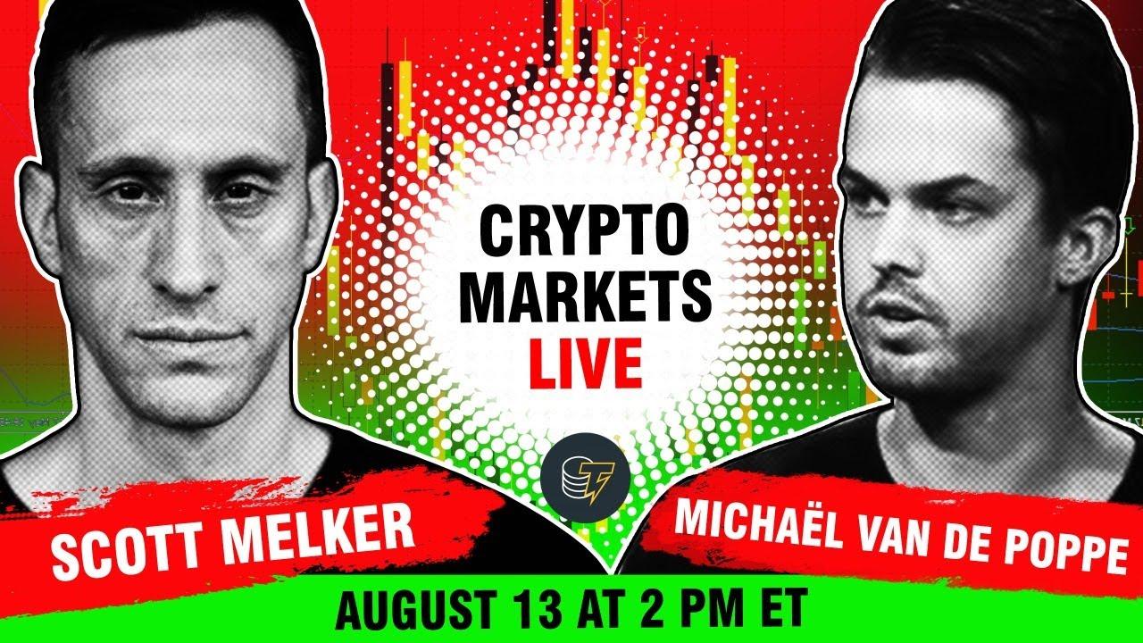How to Read Bitcoin's Correlation With Traditional Assets | Scott Melker & Michaël van de Poppe