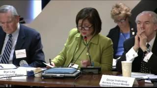 Subcommittee Updates (Alzheimer's - 10/27/14)