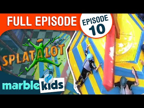 Splatalot! - Season 1 - Episode 10 - Outnumbered Outplayed & Outwetted