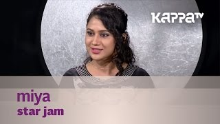 Miya George In Star Jam 09/07/15 Latest Interviews