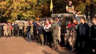 Соревнования внедорожников Зарница в Хованщине (27.09.14)(, 2014-10-14T14:33:19.000Z)