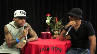 """Kid Ink To Reshoot """"Main Chick"""" Video With Chris Brown"""