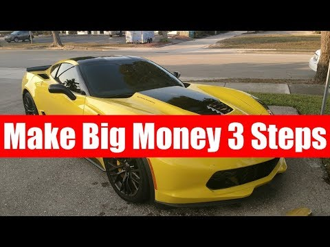 How To Make Big Money In 3 Simple Steps