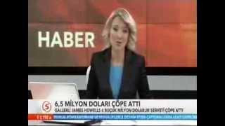 Kaybettiği bitcoinleri çöplükte arıyor - 6.5 Milyon doları çöpe attı