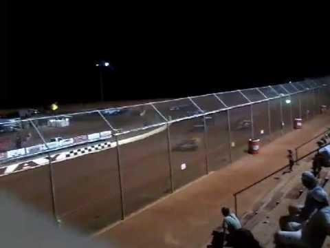 Swainsboro Raceway 8/5/17 Zaxby Create Late Model
