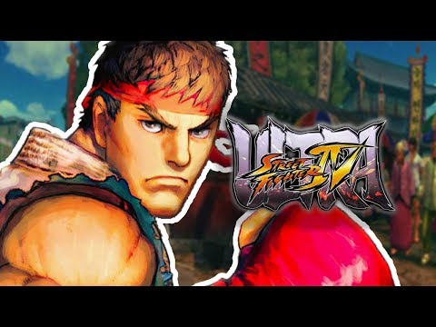 Super Street Fighter 4 Ryu Alternate Costumes Project