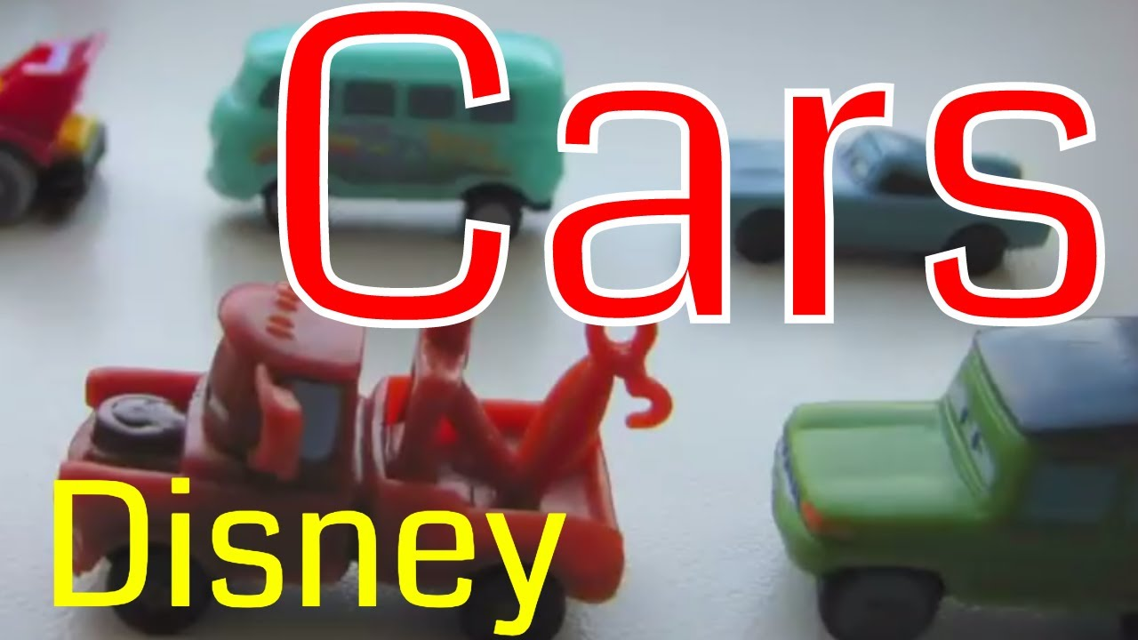Disney CARS Movie for Kids! ???????????? // Surprise TV