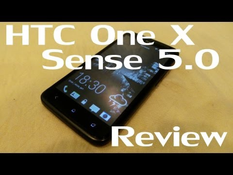HTC One X : Android Revolution Rom With Sense 5.0 & Android 4.2.2 - Review