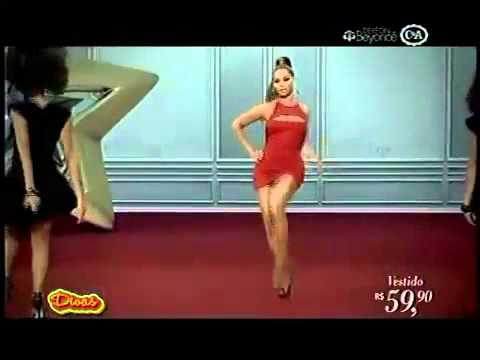 Beyoncé - Comercial C&A  Brazil. Beyoncé new C&A Deréon Commercial