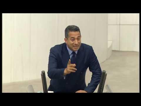 Mersin Milletvekili Ali Mahir Başarır'ın Meclis konuşması