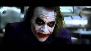 Joker - Bende kendi esprilerimi kötü sanırdım.
