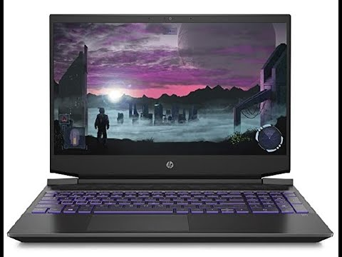 HP Pavilion Gaming DK0268TX 15.6-inch Laptop and HP Pavilion Gaming 15.6-inch FHD Gaming Laptop