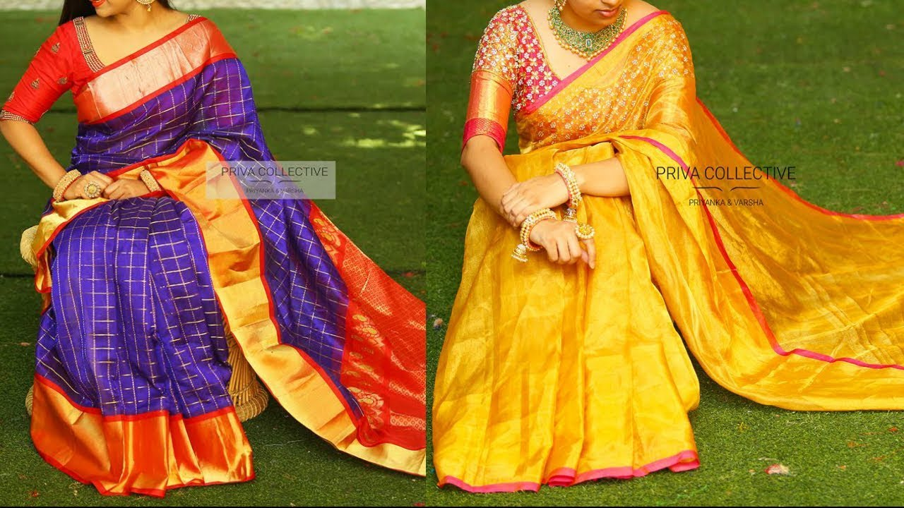 be6bacea40a4bc Mind-Blowing Uppada Pattu Sarees Below ₹5000 With Blouse Designs ...
