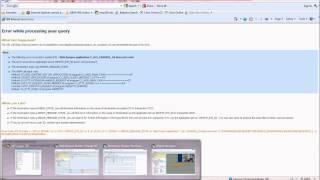WebDynpro voor ABAP-ALV Tutorials Deel 1