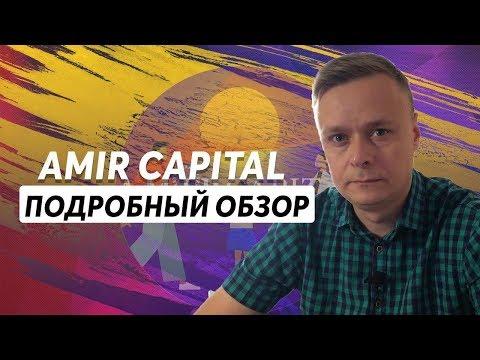 💰 Фонд Amir Capital // Подробный разбор // Инвестировал 7 ETH 💰