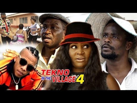 Tekno in the village Season 4 - 2018 Latest Nigerian Nollywood Movie Full HD