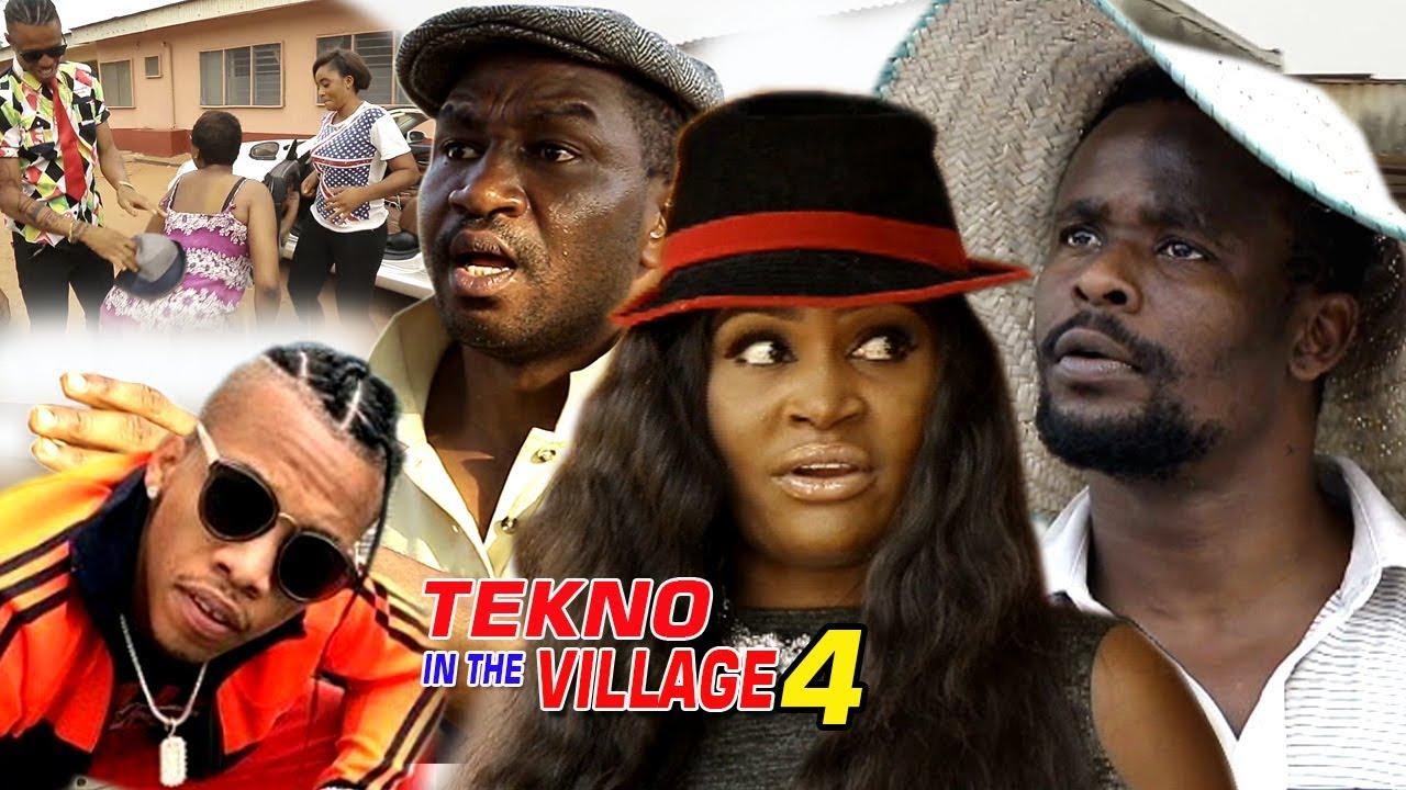 Download Tekno in the village Season 4 - 2018 Latest Nigerian Nollywood Movie Full HD