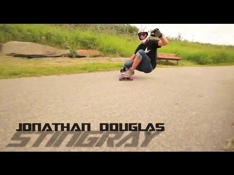 Jonathan Douglas on the Nelson Stingray