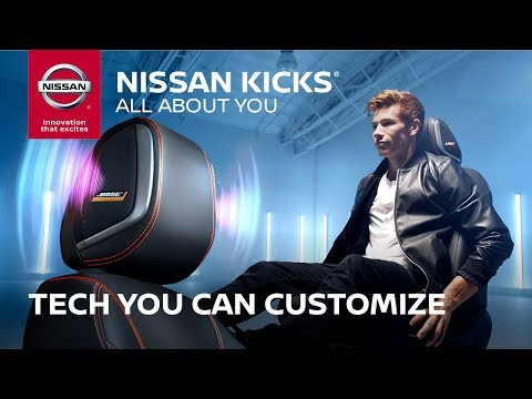 2018 Nissan Kicks Interior Technology