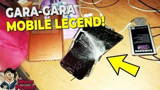 Duh! Inilah Kejadian Mengejutkan Akibat Mobile Legend