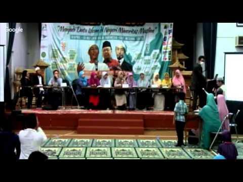 Kajian Islam KMII Jepang Golden Week 2016 - Cerdas Cermat
