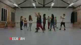 'How I Feel' Flo Rida choreography by Jasmine Meakin Mega Jam