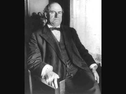 William Jennings Bryan - The Tariff Question (1908)