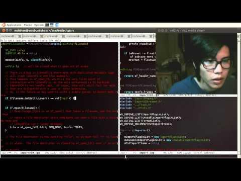 018_02 Audacity Live Coding Programming c++ bugfix devvlog