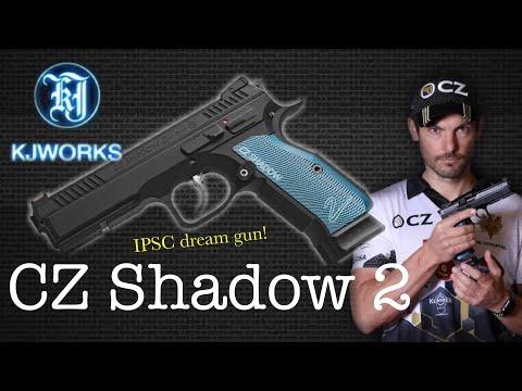 KJW CZ Shadow 2 GBB - IPSC Dream Gun!