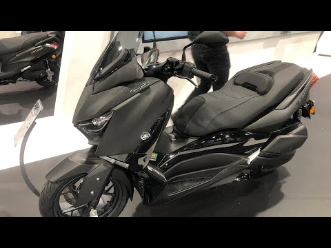 Yamaha XMAX 300 Tech Max Scooter 2020 Swiss Moto