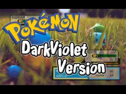 15 Minutes Rom Preview Pokemon Darkviolet Version
