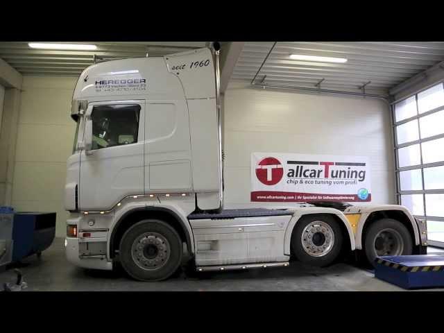 Scania R730 Chiptuning