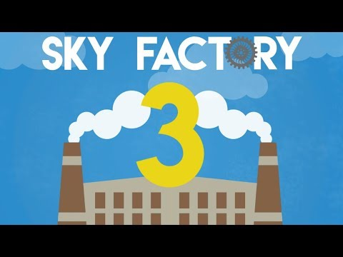 Creative Flight and Energy Galore | Sky Factory 3