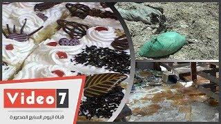 جلود الحيوانات تدخل فى صناعة الحلويات.. والجير عامل محفز لمعدة المصريين