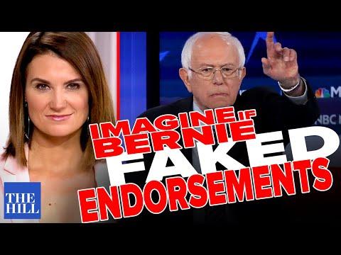 Krystal Ball: Just imagine if Bernie Sanders had faked black endorsements