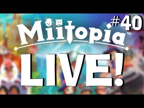 YOU THOUGHT IT WAS OVER... || Miitopia 40