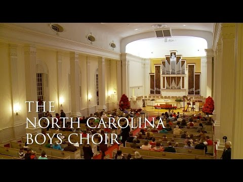 NC Boys Choir Christmas Carol Festival 2016