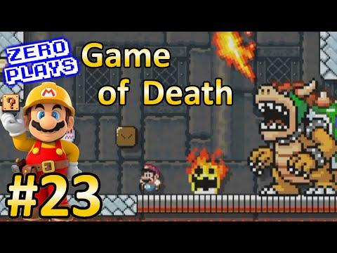 Game of Death | Super Mario Maker Part 23