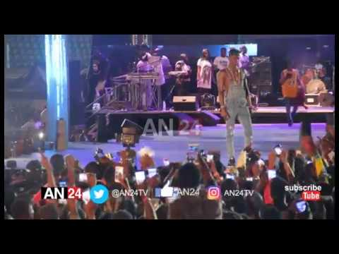 Lil kesh Takes Over At Olamide Live In Concert #OLIC4
