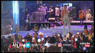 Lil kesh Takes Over At Olamide Live In Concert OLIC4