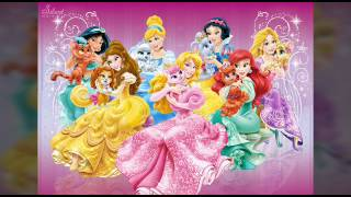 Животные принцесс диснея