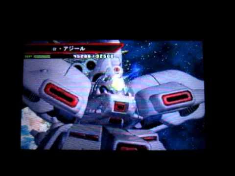 SD Gundam G Generation 3D 小惑星アクシズ Mission Area G route