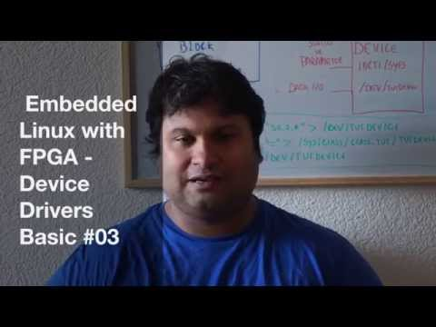 Embedded Linux with FPGA   Device Drivers Basic #03