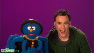 Repeat youtube video Sesame Street: Jim Parsons: Arachnid