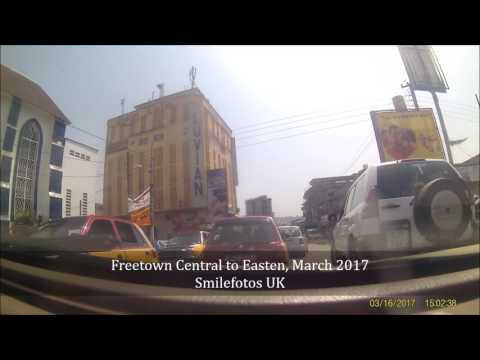 Freetown March 2017 Movie