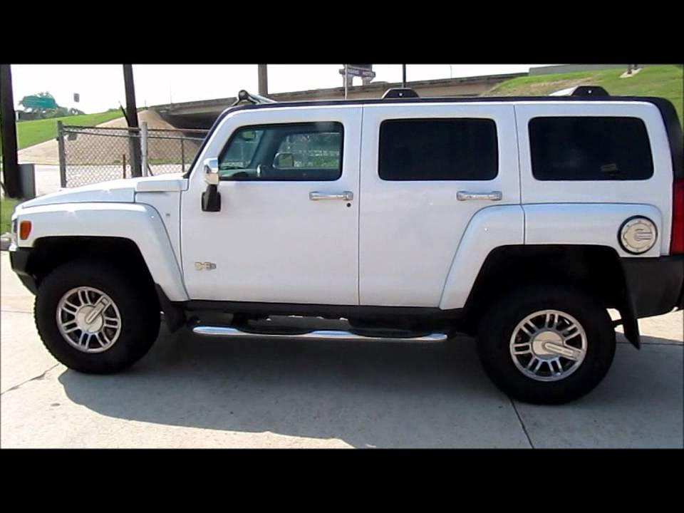 2005 hummer h3 for sale at red river chevrolet youtube. Black Bedroom Furniture Sets. Home Design Ideas