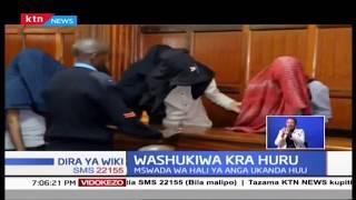 Jaji Mkuu Maraga awaonya washukiwa dhidi ya kujifunika uso mahakamani